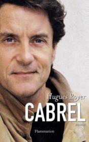 Cabrel - Couverture - Format classique