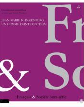Jean Marie Klinkenberg, un homme d'interaction - Couverture - Format classique
