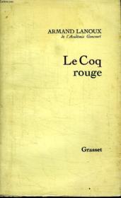 Le Coq Rouge. - Couverture - Format classique