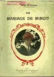 Le Mariage De Minuit. Collection Modern Bibliotheque. - Couverture - Format classique