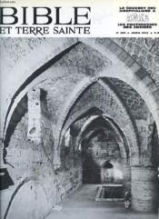 Bible Et Terre Sainte, N° 160, Avril 1974 - Couverture - Format classique