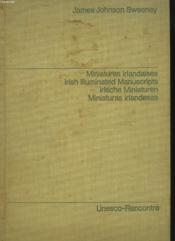 Miniatures Irlandaises - Couverture - Format classique
