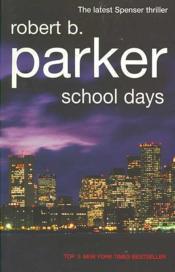 School Days - Couverture - Format classique