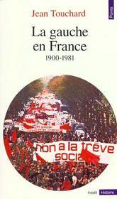 La gauche en france depuis 1900 - Intérieur - Format classique