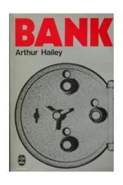 Bank - Couverture - Format classique