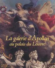 La galerie d'apollon au palais du louvre - Intérieur - Format classique