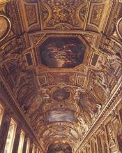 La galerie d'apollon au palais du louvre - 4ème de couverture - Format classique