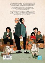 Beate et Serge Klarsfeld ; un combat contre l'oubli - 4ème de couverture - Format classique