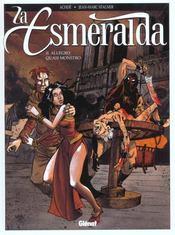 La Esmeralda T.2; Allegro Quasi Monstro - Intérieur - Format classique