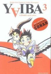 Yaiba t.3 - Couverture - Format classique