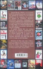 Mocky s'affiche - 4ème de couverture - Format classique
