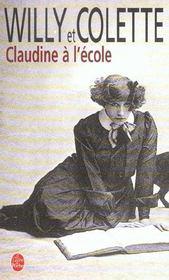 Claudine à l'école - Intérieur - Format classique