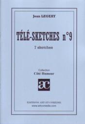 Télé-sketches n° 9 ; 7 sketches - Couverture - Format classique