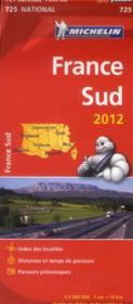 France Sud (édition 2012) - Couverture - Format classique