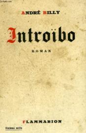 Introïbo. - Couverture - Format classique