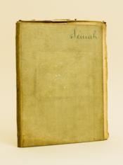 Géométrie Conforme. Cours de Mr Cartan 1938-1939 [ Manuscrit d'un élève de l'Ecole Normale Supérieure en 1938 - 1939 ] - Couverture - Format classique
