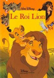 Le roi lion - Intérieur - Format classique