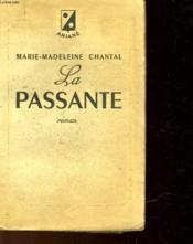 La Passante - Couverture - Format classique