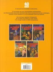 Lou Cale ; intégrale 40 ans - 4ème de couverture - Format classique