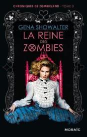La reine des zombies - Couverture - Format classique