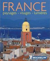 France paysages, visages et lumieres - Couverture - Format classique