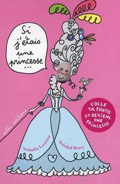 Une princesse - Couverture - Format classique