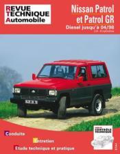 Rta 541.3 Nissan Patrol Diesel 2.8 (89-98) - Couverture - Format classique