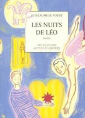 Les Nuits De Leo - Couverture - Format classique