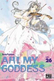 Ah ! my goddess T.26 - Couverture - Format classique