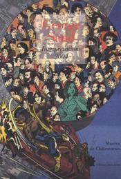 Georges Sand, interprétation 2004 - Couverture - Format classique