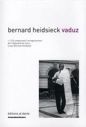 Vaduz - Intérieur - Format classique