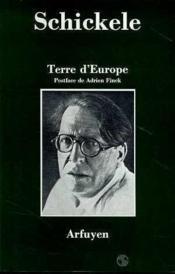 Terre D'Europe - Couverture - Format classique