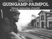 Guingamp - Paimpol - Couverture - Format classique