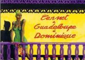 Carnet de Guadeloupe et Dominique illustré - Couverture - Format classique
