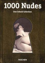 1000 nudes volume i-trilingue - Intérieur - Format classique