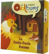 La petite poule rousse ; PS/MS - Couverture - Format classique
