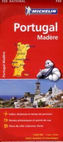 Portugal, Madère - Couverture - Format classique