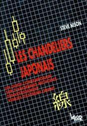 Les chandeliers japonais - un guide contemporain sur d'anciennes techniques d'investissement venues - Couverture - Format classique