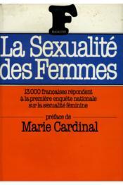 La sexualité des femmes - Couverture - Format classique
