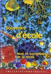 Souvenirs D'Ecole - Intérieur - Format classique