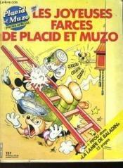 Placid Et Muzo - Poche Special - Les Joyeuses Farces De Placid Et Muzo - Couverture - Format classique