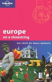 Europe on a shoestring - Intérieur - Format classique