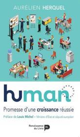 Hu-man ; promesse d'une croissance réussie - Couverture - Format classique