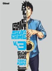 Blue Giant supreme T.3 - Couverture - Format classique