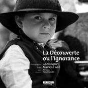 La découverte ou l'ignorance - Couverture - Format classique