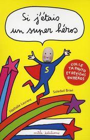 Un super héros - Couverture - Format classique