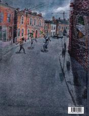 Coupures irlandaises - 4ème de couverture - Format classique