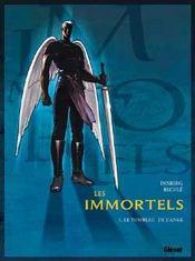 Les immortels t.1 ; le tombeau de l'ange - Intérieur - Format classique