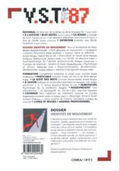 Identités en mouvement - 4ème de couverture - Format classique