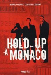 Hold-up à monaco ! - Intérieur - Format classique